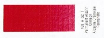 N.468 W&N OLEO GRIFFIN CARMESÍ ALIZARINA PERMANENTE