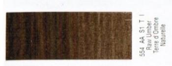 N.554 W&N OLEO GRIFFIN TIERRA DE SOMBRA NATURAL