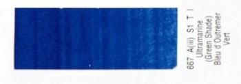 N.667 W&N OLEO GRIFFIN ULTRAMAR (MATIZ VERDE)