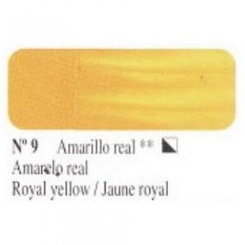 N.09 AMARILLO REAL OLEO GOYA
