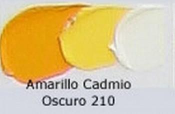 N.210  OLEO REMBRANDT AMAR.CADMIO OSC.