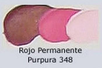 N.348 OLEO REMBRANDT ROJO PERM.PURPURA