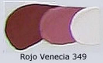 N.349 OLEO REMBRANDT ROJO VENECIA