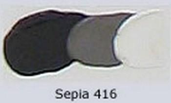N.416 OLEO REMBRANDT SEPIA
