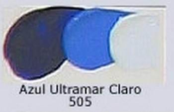 N.505 OLEO REMBRANDT AZUL ULTRAMAR CL.