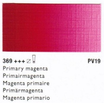 N.369 COBRA STUDY  MAGENTA PRIM.