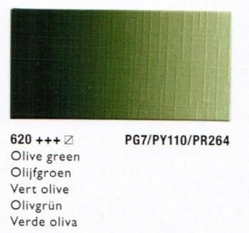 N.620 COBRA STUDY  VERDE OLIVA