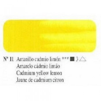 N11 AMARILLO CADMIO LIMON ÓLEO TITÁN EXTRA FINO
