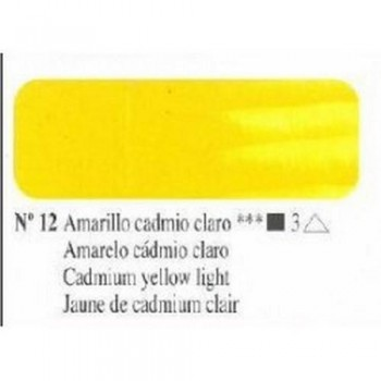 N012 AMARILLO CADMIO CLARO ÓLEO TITÁN EXTRA FINO