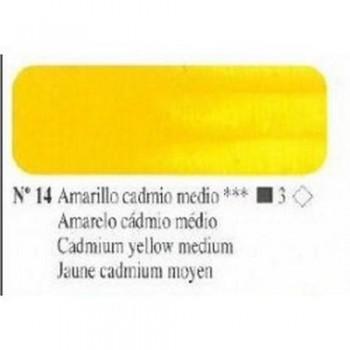 N014 AMARILLO CADMIO MEDIO ÓLEO TITÁN EXTRA FINO
