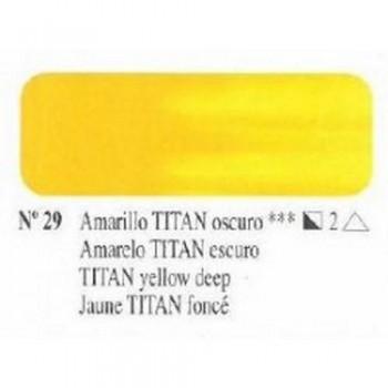 N029 AMARILLO TITAN OSCURO ÓLEO TITÁN EXTRA FINO