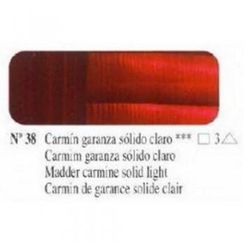 N38 CARMIN GARANZA SOLIDO CLARO ÓLEO TITÁN EX. FIN.