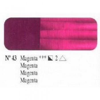 N43 MAGENTA ÓLEO TITÁN EXTRA FINO