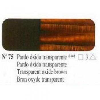 N75 PARDO OXIDO TRANSP. ÓLEO TITÁN EXTRA FINO