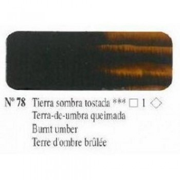 N78 T. SOMBRA TOSTADA ÓLEO TITÁN EXTRA FINO