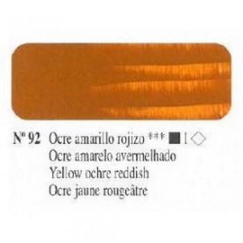 N92 OCRE AMARILLO ROJIZO ÓLEO TITÁN EXTRA FINO