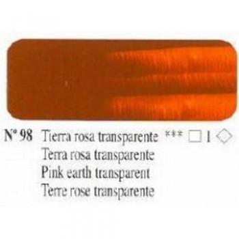 N98 TIERRA ROSA TRANSP. ÓLEO TITÁN EXTRA FINO