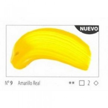 N.09 AMARILLO REAL ACRILICO EXTRA FINO