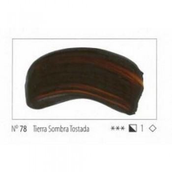 N.78 TIERRA SOMBRA TOSTADA ACRILICO EXTRA FINO