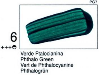 N.006 VALLEJO STUDIO - Verde Ftalocianina