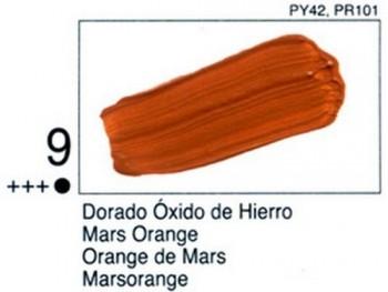 N.009 VALLEJO STUDIO - Naranja Óxido de Hierro