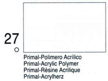 N.027 VALLEJO STUDIO - Acrylic Medium Primal
