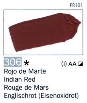 N.306 VALLEJO ARTIST Rojo de Marte