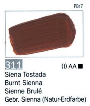 N.311 VALLEJO ARTIST Siena Tostada