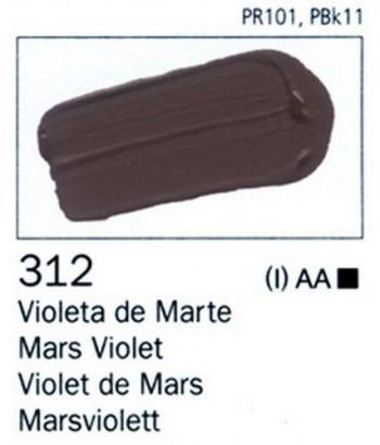 N.312 VALLEJO ARTIST Violeta de Marte