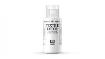 N.010 VALLEJO TEXTIL- Blanco (Opaco) - Basic Color