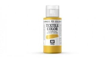 N.013 VALLEJO TEXTIL- Amarillo Dorado - Basic Color