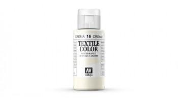 N.016 VALLEJO TEXTIL- Crema - Basic Color