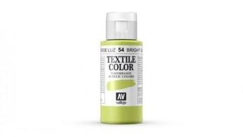 N.054 VALLEJO TEXTIL- Verde Luz - Basic Color