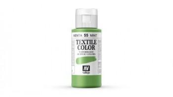 N.055 VALLEJO TEXTIL- Menta (Opaco) - Basic Color