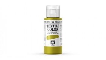N.056 VALLEJO TEXTIL- Verde Oro - Basic Color