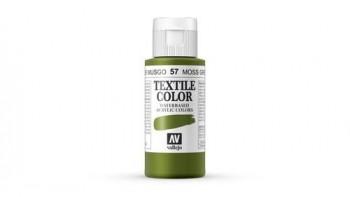 N.057 VALLEJO TEXTIL- Verde Musg. (Op.) - Basic Color