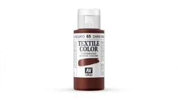 N.065 VALLEJO TEXTIL- Marrón - Basic Color
