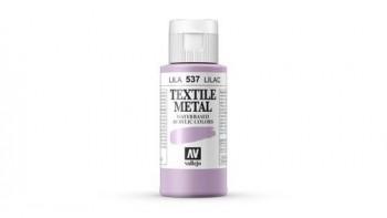 N.537 VALLEJO TEXTIL- Lila - Metallic Color
