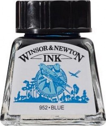 N.032 W&N TINTA 14ml AZUL
